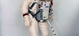O guarda-roupa do Neil Armstrong