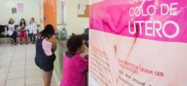 Sábado foi de mobilização contra o câncer de mama e de útero
