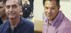 Bolsonaro e Haddad intensificam as agendas a 13 dias do segundo turno