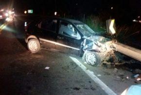 Dois acidentes na BR-393 deixam quatro feridos no trecho Sul Fluminense