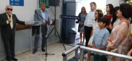 Empresário é homenageado  durante aniversário da UniFOA