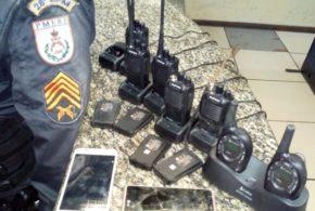 'Olheiros' do tráfico são presos na divisa entre Barra Mansa e Volta Redonda