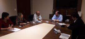 Vereador Washington Uchôa se reúne com presidente da CDL de Volta Redonda