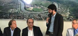 Samuca e Steinbruch assinam protocolo para vinda de empresas para Volta Redonda