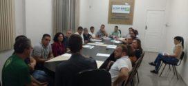 Diretoria da Aciap BM recebe secretários municipais