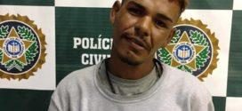 Polícia Civil prende suspeito de tentativa de homicídio