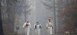 Sobe para 59 o número de mortos nos incêndios na Califórnia