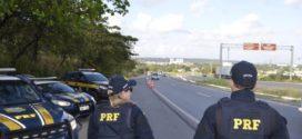 PRF intensifica fiscalização durante feriado nas rodovias