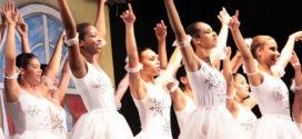 Emoção nos trilhos da dança