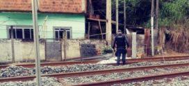 Jovem morre após ser atingido por trem em Barra Mansa