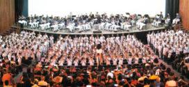 Clima natalino toma conta do repertório musical de Volta Redonda