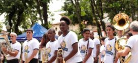 Em Quatis, Corporação Musical Nossa Senhora Do Rosário se prepara para apresentações de fim de ano