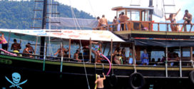 Mosaico: Atividade náutica