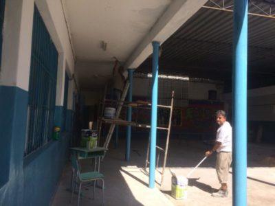 453e09bcb63d6 Revitalização é para receber os alunos em um ambiente mais harmônico e  organizado (Foto  Divulgação PMVR)