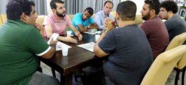 Wellington Pires participa de reunião do Conselho de Juventude