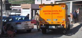 Água Limpa tem novos assaltos em série e um homicídio