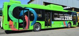 Samuca Silva anuncia mais dois ônibus elétricos