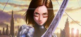 Alita, o anime do James Cameron