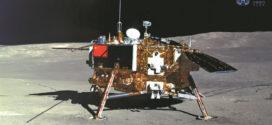 Robô chinês sobrevive ao frio da noite lunar