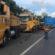 PRF faz escolta de carga extensa na Via Dutra