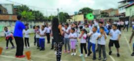 Quatis apresenta projeto de dança e divulga calendário de aulas