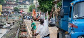 Volta Redonda tem 21 famílias desalojadas