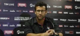 Vasco: Valentim pode mudar equipe para semifinal