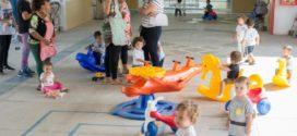 Pais destacam trabalho de creche com atendimento 100% integral