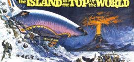"""E """"A ilha no topo do mundo"""""""