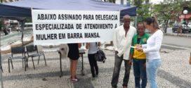 Atos de violência contra a mulher levam a abaixo-assinado por Deam em Barra Mansa