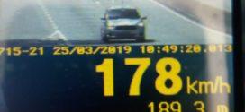 PRF faz levantamento de veículos flagrados com excesso de velocidade na Dutra