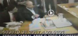 Cabral diz que Neto atrapalhou planos de corrupção ao cortar contratos no Detran