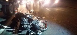 Uma pessoa morre e duas ficam gravemente feridas em acidentes na Dutra