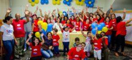 Projeto Amigos Especiais celebra Dia Internacional da Síndrome de Down