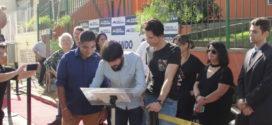 Samuca entrega a Edson Quinto projetos de proteção a animais