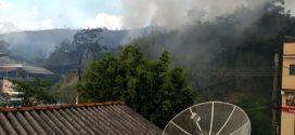 Moradores do Siderópolis reclamam de incêndio