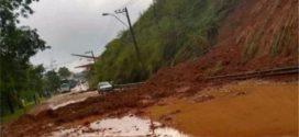 Defesa Civil de Volta Redonda alerta para risco de deslizamento de terra