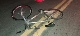 Ciclista morre atropelado na Dutra em Resende