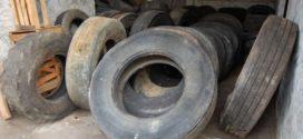 Meio Ambiente reforça a necessidade do descarte adequado de pneus