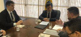 Antonio Furtado se reúne com Ministro Sergio Moro