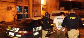 Caminhoneiro embriagado é preso na Dutra em Barra Mansa