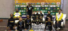Equipe de ginástica conquista medalhas no campeonato brasileiro