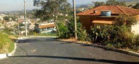 Obra de asfaltamento entra na reta final