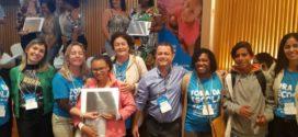 Unicef reconhece Piraí por incentivo à Educação