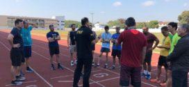 PRF utiliza Arena Esportiva em Volta Redonda