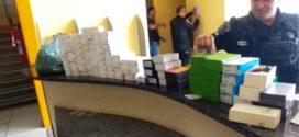 Trio que assaltou loja em Barra Mansa é preso na Baixada Fluminense