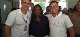 Vereadora dá títulos de cidadão voltarredondense a Sérgio Fernandes e Pedro Fernandes