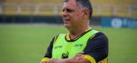 Toninho Andrade comemora ponto conquistado no Pará