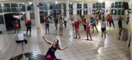 Projeto Esporte Presente promove aulas de dança livre em Barra Mansa