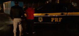 PRF detém irmãos embriagados na Via Dutra
